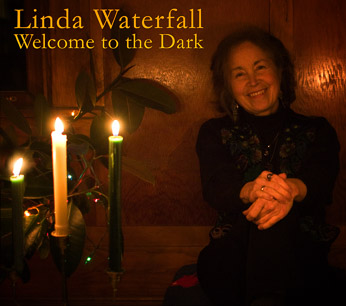 """Welcome to the Dark"" CD jacket front. Click to view larger image."